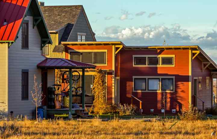 Solar Gain House